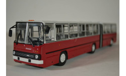 Ikarus-280.33 красно-белый