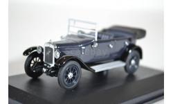 AUSTIN Heavy Twelve (с открытым тентом) 1921 Cobalt Blue, масштабная модель, Oxford, scale43