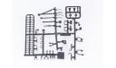 Сборная модель Армейский грузовик Горький-66 4х4, сборная модель автомобиля, ГАЗ, AVD Models, 1:43, 1/43