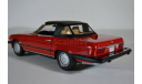 Mercedes-Benz 300 SL (R107) 1985 US-version (версия для рынка США) красный, масштабная модель, Norev, 1:43, 1/43