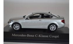 Mercedes-Benz C-Klasse Coupe C204 silber-met