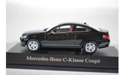 Mercedes-Benz C-Klasse Coupe C204 magnetit-schwarz-met