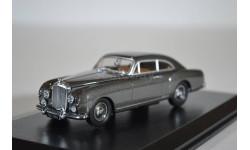 Bentley S1 Continental Fastback 1956 Gunmetal, масштабная модель, Oxford, 1:43, 1/43