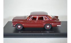 PLYMOUTH Valiant Sedan 1960 красный мет, масштабная модель, Best of Show, 1:48, 1/48