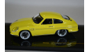 DB Panhard HBR5 Yellow 1958, масштабная модель, IXO, 1:43, 1/43