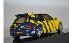 Renault Clio Maxi Test Car 1995 Yellow and Grey, масштабная модель, IXO, 1:43, 1/43