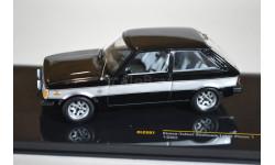 Simca Talbot Sunbeam Lotus Phase 1 1980 Black and Silver, масштабная модель, IXO, 1:43, 1/43
