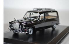 Daimler DS420 Hearse Black 1971 катафалк