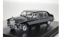 Daimler DS420 Limousine Black 1968
