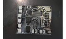 Набор для АЦ-40(131)137, фототравление, фототравление, декали, краски, материалы, Петроградъ и S&B, scale43