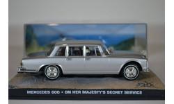 MERCEDES-BENZ 600 On Her Majestys Secret Service 1969