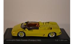 Lamborghini Diablo Roadster (prototipo)  (1992)