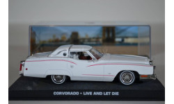 Cadillac Corvorado Live and Let Die, масштабная модель, Ge Fabbri, scale43