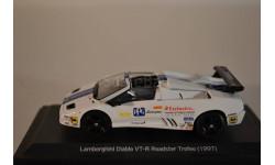 Lamborghini Diablo VT-R  Roadster Trofeo  (1997)