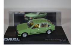 Opel Kadett D 1,6S (5-дверей) 1979-1984