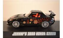 HONDA S2000 2002 Fast & Furious (из кф Форсаж), масштабная модель, 1:43, 1/43, Greenlight Collectibles