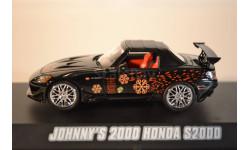 HONDA S2000 2002 Fast & Furious (из кф Форсаж)