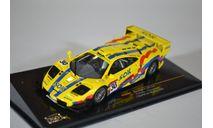McLaren F1 GTR #30, масштабная модель, ixo, 1:43, 1/43