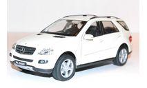 Mercedes-Benz ML350, масштабная модель, 1:24, 1/24, Welly