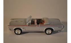 Pontiac GTO 1966, масштабная модель, 1:43, 1/43, New-Ray