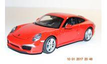 PORSCHE 911 Carrera S, масштабная модель, 1:24, 1/24, Welly