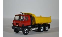 Tatra-815S1 самосвал, сборная модель автомобиля, AVD Models, 1:43, 1/43