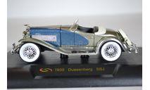 Duesenberg SSJ 1935, масштабная модель, Signature, scale32