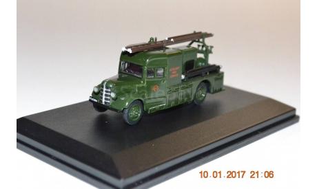 Bedford Heavy Unit, масштабная модель, 1:72, 1/72, Oxford