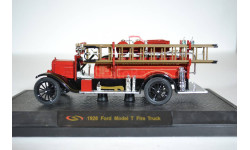 Ford Model T Fire Truck  Pick Up 1926, масштабная модель, Signature, scale32