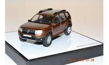 Renault Duster, масштабная модель, scale43, Eligor
