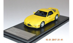 Mazda RX 7, масштабная модель, 1:43, 1/43, Hi-Story