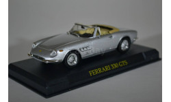 Ferrari  330 GTS, масштабная модель, Ge Fabbri, scale43