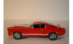 1967 Shelby GT500, масштабная модель, 1:18, 1/18, Greenlight Collectibles