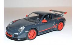 PORSCHE 997 GT3 RS 3.8 серый