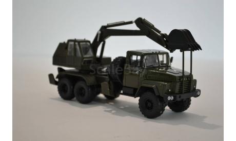 КрАЗ-260 с ЭО-4421А, масштабная модель, Наш Автопром, 1:43, 1/43