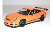 PORSCHE 911(997) GT3 RS, масштабная модель, 1:24, 1/24, Welly