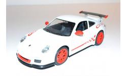 PORSCHE 997 GT3 RS 3.8 белый, масштабная модель, 1:24, 1/24, Yat Ming