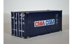 контейнер 20 футов CMA CGM