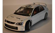Mitsubishi Lancer WRS05 белый, масштабная модель, 1:18, 1/18, Autoart