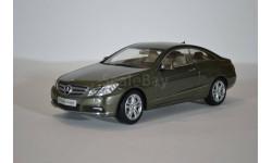 Mercedes-Benz E-Klasse Coupe C207, масштабная модель, 1:18, 1/18, Norev