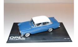 Opel Rekord P1 1957-1960