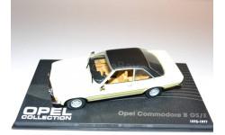 Opel Kommodore B GS_E 1972-1977