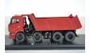 КАМАЗ-6540 8х4 самосвал (ранний), масштабная модель, 1:43, 1/43, Start Scale Models (SSM)