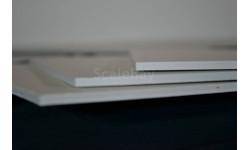 ПВХ вспененный,  пластины, толщина 4 мм, размер 20*30 см