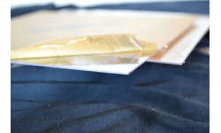 оргстекло, толщина листа 1 мм, размер листа  20*20 см