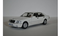 MERCEDES-BENZ S600 (W140) 1997