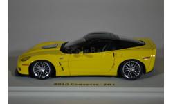 Diecast (USA) Chevrolet Corvette ZR1 2010, масштабная модель, Luxury Diecast (USA), scale43
