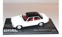 Opel Rekord D 2,1 Liter 1973-1977, масштабная модель, 1:43, 1/43, ixo