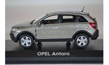 Opel Antara 2007, масштабная модель, Norev, scale43