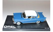 Opel Kapitan P1 Limousine 1958-1959, масштабная модель, 1:43, 1/43, ixo